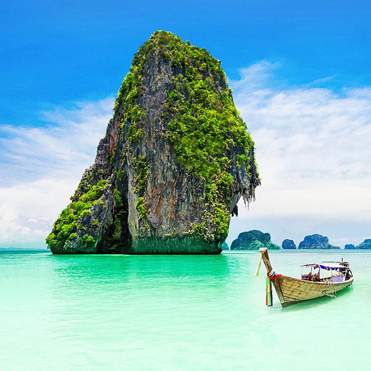 Reiser til Thailand - bestill din reise her | reisefeber.no