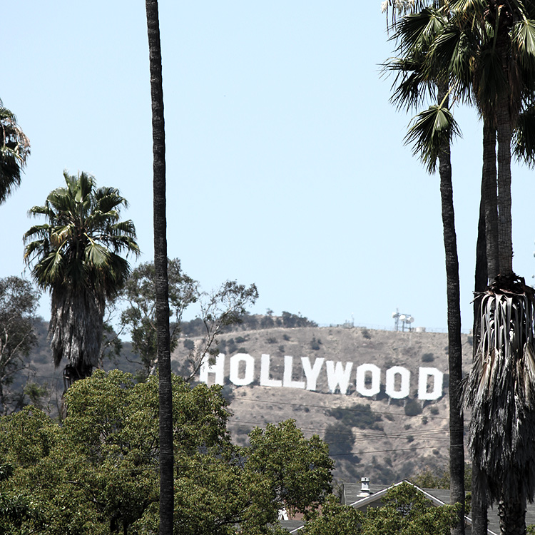 Hollywood, Los Angeles, California, USA.