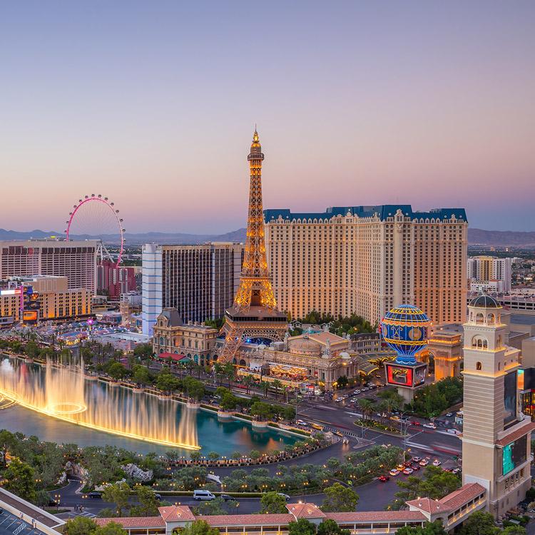 Reisen Las Vegas